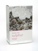 Dead Sea Sulphur Soap 130ml
