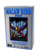 Macaw Bird Soap