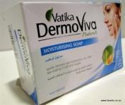Vatika Dermoviva Naturals Moisturising soap