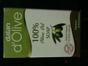 "Dalan D""Olive 100/% Olive Oil Soap"