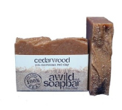 Cedarwood Organic Bar Soap