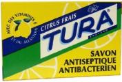 Tura Lemon Fresh Antiseptic Antibacterial Soap 75G