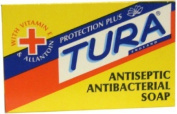 Tura Protection Plus Antiseptic Antibacterial Soap 75G