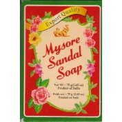 Mysore Sandal Soap (Pack of 4)