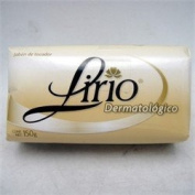 Lirio Dermatologic Anti-bacterial Bar Soap for the Body 150 g / 160ml (4 Pack