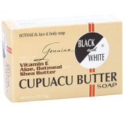 Black & White Cupuacu Butter Soap 180ml
