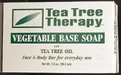 Tea Tree Therapy - Tea Tree Oil Bar Soap 100ml - Miscellaneous