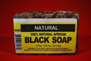 African Black Soap Bar 150ml Natural