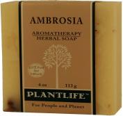 Ambrosia 100% Pure & Natural Aromatherapy Herbal Soap- 120ml