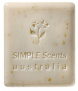Australian made French milled Country Milk & Oatmeal natural soap