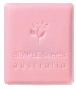 Australian made French milled Sweet Pea & Jasmine natural soap