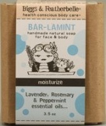 Biggs & Featherbelle Bar-Lamint Moisturise Soap -- 100ml