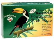 Omega Nutrition Rainforest Handmade Bar Soap, 140ml