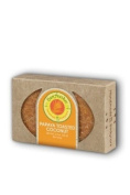 Papaya & Toasted Coconut Soap - 130ml - Bar Soap