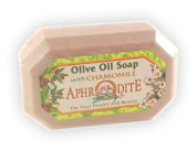 Aphrodite Olive Oil Soap with Chamomile