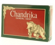 Chandrika Sandal soap 136g