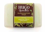 Hugo Naturals Mexican Lime & Bergamot Bar Soap 120ml bar