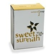 Sweet Sunnah Organic Black Seed Honey Oatmeal Soap