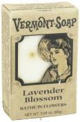 Vermont Soap Organics - Lavender Flowers 100ml Bar Soap