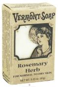 Vermont Soap Organics - Rosemary Herb 100ml Bar Soap