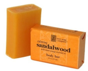 River Soap Co. Sandalwood Soap Triple Milled All Vegetable 130ml