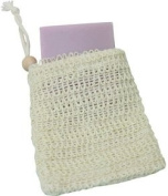 Soft Cotton & Hemp Ramie Soap Sack