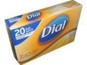 Dial Antibacterial Deodorant Gold Bar Soap, 120ml