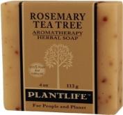 Rosemary Tea Tree 100% Pure & Natural Aromatherapy Herbal Soap- 120ml