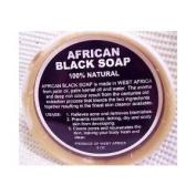 African Black Soap 100% Natural 8 0z.