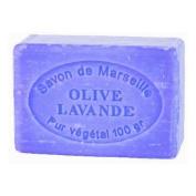 French Soap Olive Lavender 100ml