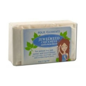 Four Elements Jewelweed Chickweed Anti-Itch Soap 120ml soap bar