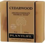 Cedarwood 100% Pure & Natural Aromatherapy Herbal Soap- 120ml