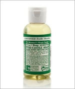 Org Almond Oil Castile Soap-59 ml Brand