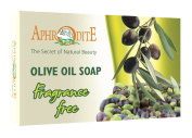 Aphrodite 100% Pure Olive Oil Soap - Unscented