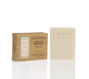 Level Naturals Original (Unscented) 100% Pure Vegan Gluten Free Natural Soap 180ml