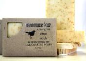 Lemongrass Citrus Scrub Soap