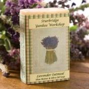 Lavender Oatmeal Bar Soap