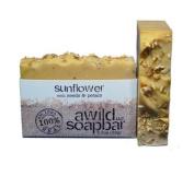 Sunflower Organic Bar Soap