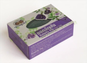Abhaibhubejhr Thai Butterfly Pea Transparent Soap 100 G. Thailand Product
