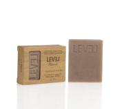Level Naturals Frankincense & Myrrh 100% Pure Vegan Gluten Free Natural Soap 180ml
