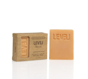 Level Naturals Tangerine Spearamint 100% Pure Vegan Gluten Free Natural Soap 180ml