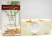Maithong Turmeric Herbal Soap Bar Reduce Acne 100g