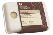 Pangea Organics Bar Soap - Canadian Pine with White Sage Bath Soaps
