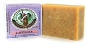 Tierra Mia Organics, Raw Goat Milk Skin Therapy, Body Soap Bar, Lavender, 120ml