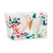 Primal Elements Handmade Glycerin Soap,Butterfly,6.8 oz. Bar