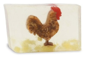 Primal Elements Rooster 190ml Handmade Glycerin Bar Soap