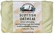 Scottish Oatmeal Soap - 100ml - Bar