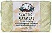 Scottish Oatmeal Soap - 100ml - Bar