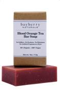 Blood Orange Tea Bar Soap