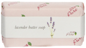 100% Pure Moisture-Rich Butter Soap for Body, Lavender, 300ml
